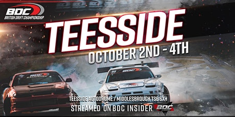 BDC - Teesside - (20% off Early Bird!) tickets