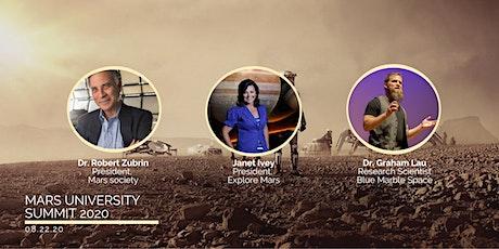 Mars University Summit 2020 entradas