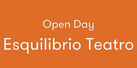 EsquilibrioTeatro - open day per i nuovi corsi biglietti