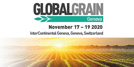 Global Grain Geneva 2020 tickets