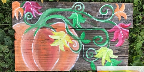 Pumpkin! Pasadena, Carrabba's with Artist Katie Detrich! tickets
