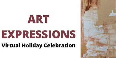 ART EXPRESSIONS-  NAMI Westchester's Virtual Holiday Celebration tickets
