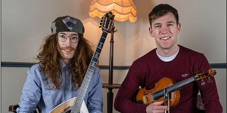 Ceol Le Clapsolas, Courtyard Session with Sárán & Tadhg Mulligan tickets
