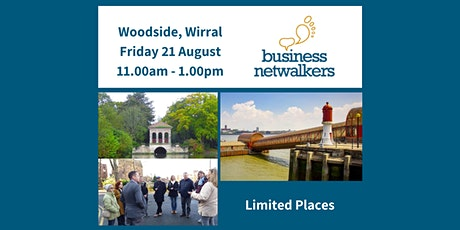 Business NetWalkers | Wirral Networking  21 August 2020 tickets