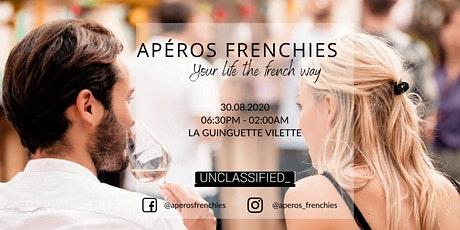 Apéros Frenchies - Paris - Sunday Open Air tickets