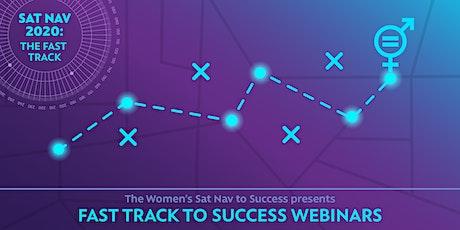 Sat Nav 2020: Fast Track to Success tickets