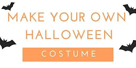 Halloween Costume Workshop tickets