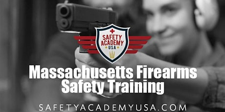 Massachusetts Basic Firarms Safety Class tickets