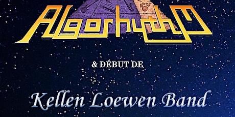 Algorhythm / Kellen Loewen Band tickets