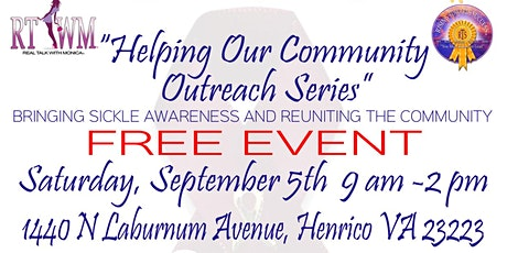Helping Our Communities Outreach Series tickets