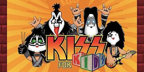 Desconto! Show Kiss for Kids no Transamérica Drive-In ingressos