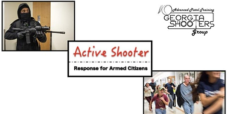 Active Shooter Response for Armed Citizens tickets