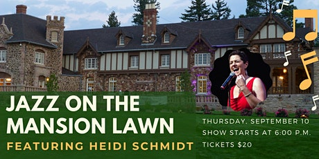 Jazz on the Mansion Lawn tickets