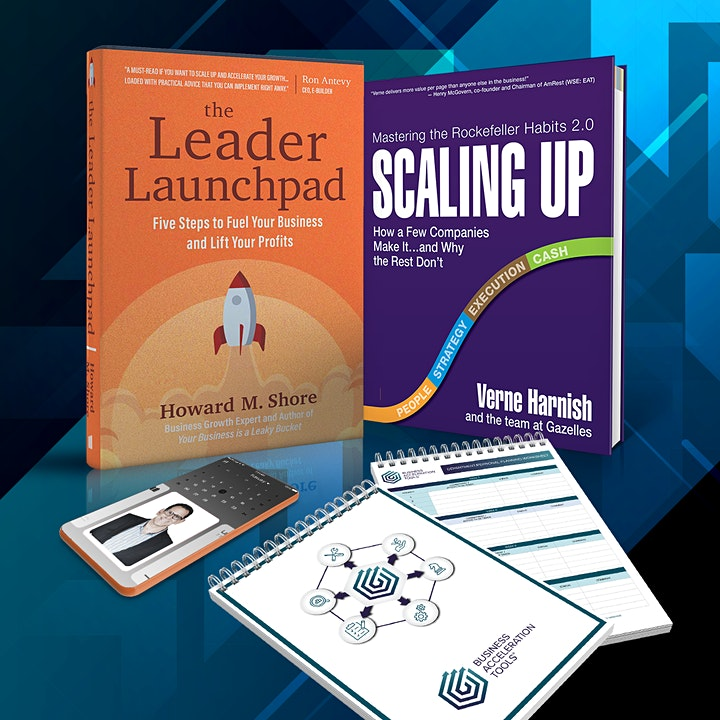 Scaling Up Business Growth Workshop - VIRTUAL Half Day Intensive image