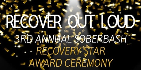 Soberbash 2021 Annual Recovery Star Award Ceremony tickets