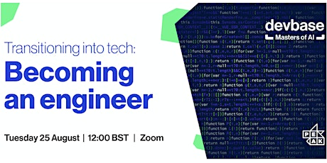 Devbase | Becoming an Engineer tickets