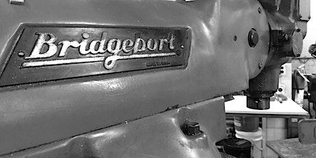 Tool Training: Bridgeport CNC Milling Machine tickets