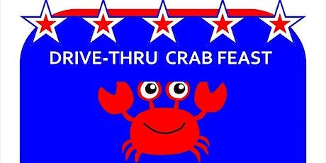 Drive-Thru Crab Feast tickets