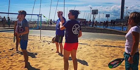 Beginner Beach Tennis Coaching tickets