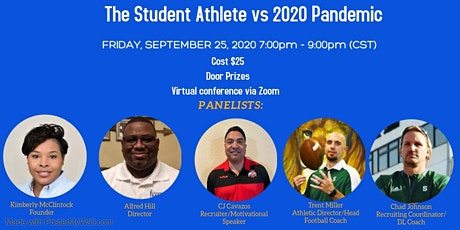 The Student Athlete vs 2020 Pandemic…You are Not Forgotten tickets
