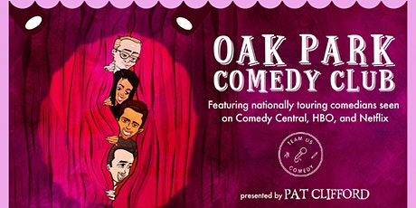 Oak Park Comedy Club tickets
