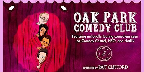 Oak Park Comedy Club tickets