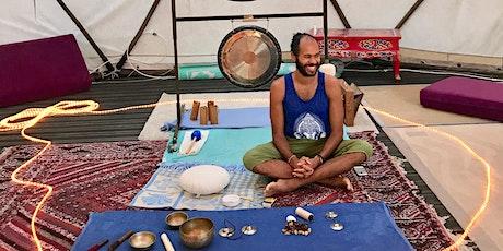 Voyage sonore – Bain de gong – Nouvelle lune billets