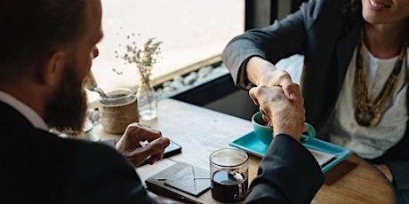Multicultural Business Connection billets