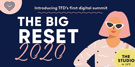 The Big Reset 2020 tickets