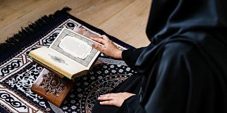 WOMEN Public Quran/ Islamic Class (ARABIC SPEAKERS) ONLY! tickets