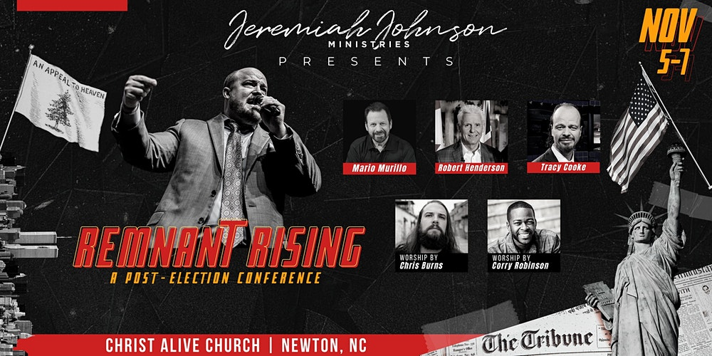 Remnant Rising Conference Tickets, Thu, Nov 5, 2020 at 6:30 PM | Eventbrite