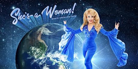 Miz Cracker: She's A Woman | Portland tickets