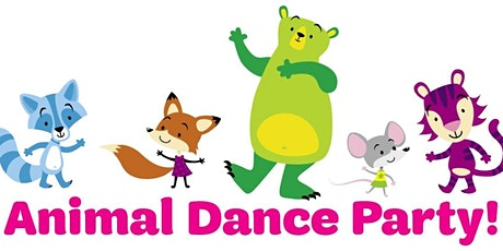 You're Invited! to a Girl Scout Animal Dance Party! tickets