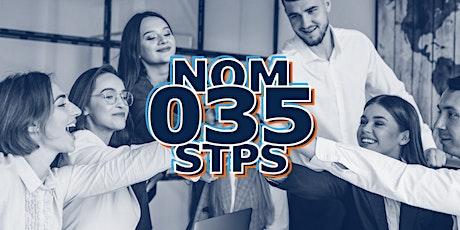"""NOM-035-STPS-2018 """"Obligaciones y Ruta de Implementación"""" entradas"""