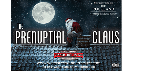 The Prenuptial Claus tickets