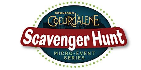 Downtown Coeur d'Alene Scavenger Hunt tickets