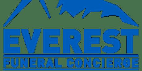 Everest Entrenamiento Consejeria de Funeral tickets