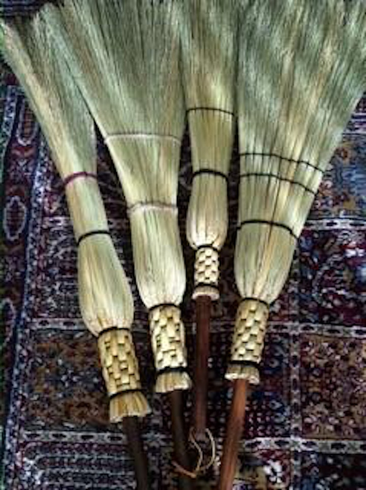 Flying Broom Making! with David Campbell image