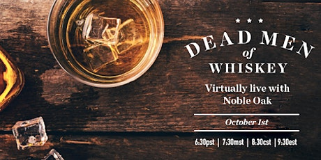 Dead Men Virtually Live tickets
