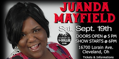 Hangin' at the Hollar Comedy Night Sept 19th tickets