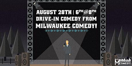 ACA Drive-in: Comedy Night tickets