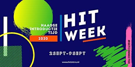 HITweek2020 - Den Haag Introweek tickets