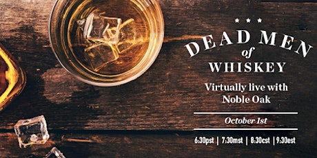 Dead Men Virtually Live tickets