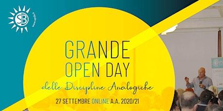 GRANDE OPEN DAY delle Discipline Analogiche® biglietti