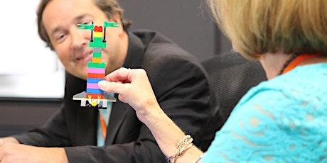 En línea Certificación: Coaching Creativo en métodos LEGO® SERIOUS PLAY® AG boletos