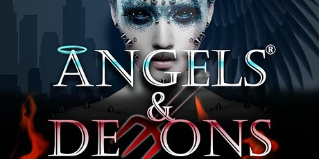 Angels & Demons - Halloween Friday Night W Hollywood Rooftop tickets