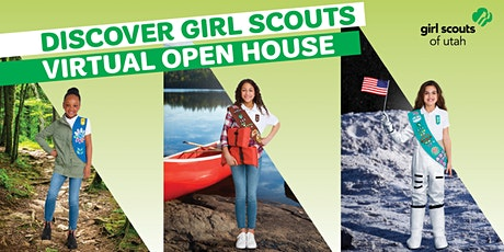Discover Girl Scouts Virtual Open House tickets