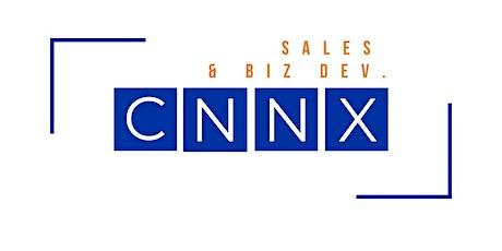 Sales & Biz Development CNNX | SALES NEGOTIATION tickets