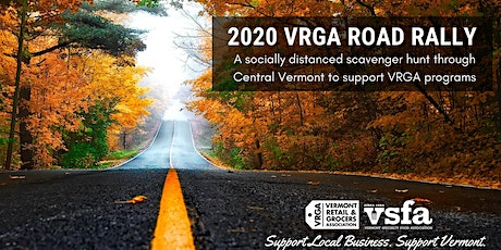 2020 VRGA Road Rally tickets