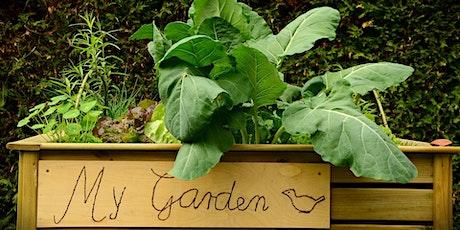Edible Gardening Series: Fertilizing Your Garden, Topic 9 of 10 (webinar) tickets